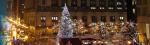 99-я Ежегодная церемония зажжения елки у Дома Санта Клауса
