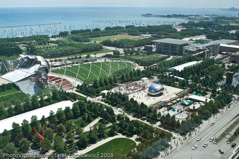 Миллениум парк Чикаго / Millennium Park