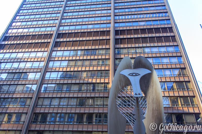 Daley Plaza / Richard J. Daley Center