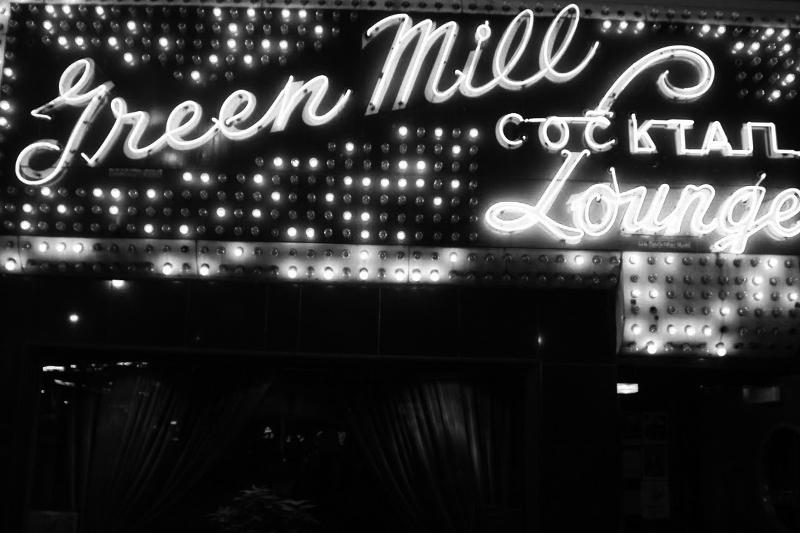 Green Mill — любимый бар Аль Капоне