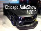 Видео / Чикаго автошоу 2013