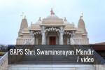 Видео / Индийский храм в окрестностях Чикаго.