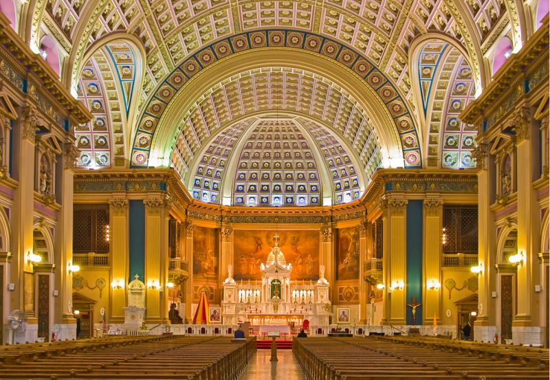 Базилика Пресвятой Девы Марии Скорбящей / Our Lady of Sorrows Basilica