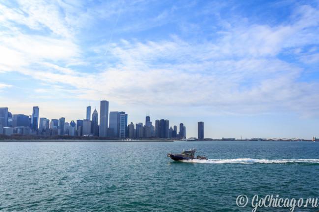 Пляжи Чикаго