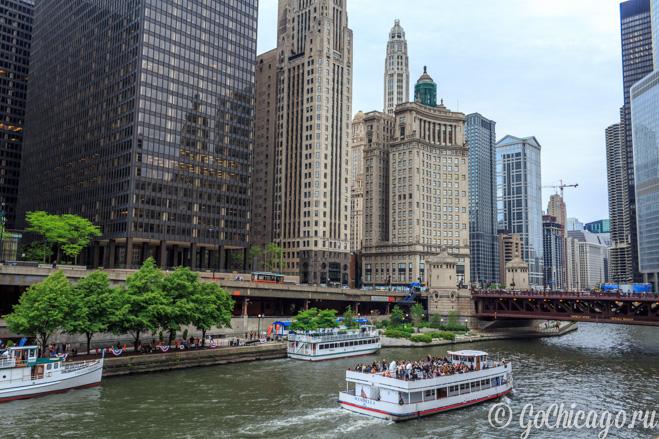 Экскурсии Чикаго