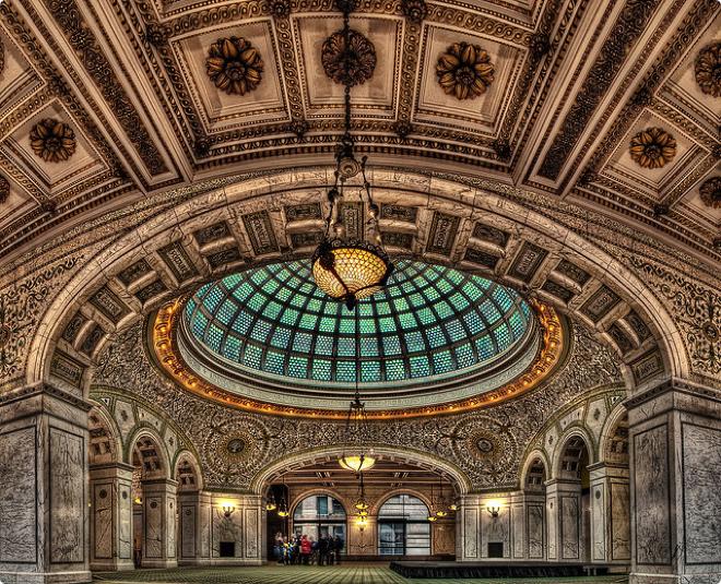 Культурный центр Чикаго