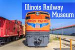 Видео / Железнодорожный музей в США Иллинойс