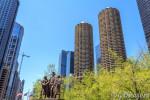 «Кукурузы» в Чикаго / Marina City