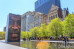 Краун Фонтан в Чикаго Миллениум парк