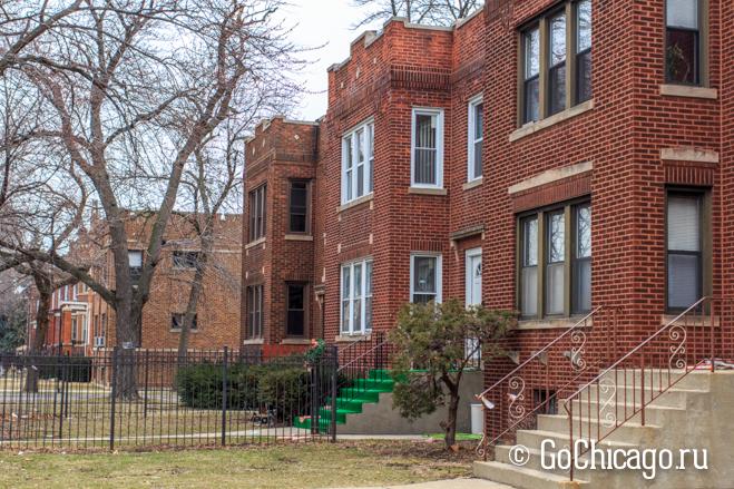 Средняя стоимость аренды жилья на севере Чикаго