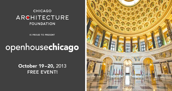 Open House Chicago / Закулисье архитектуры Чикаго