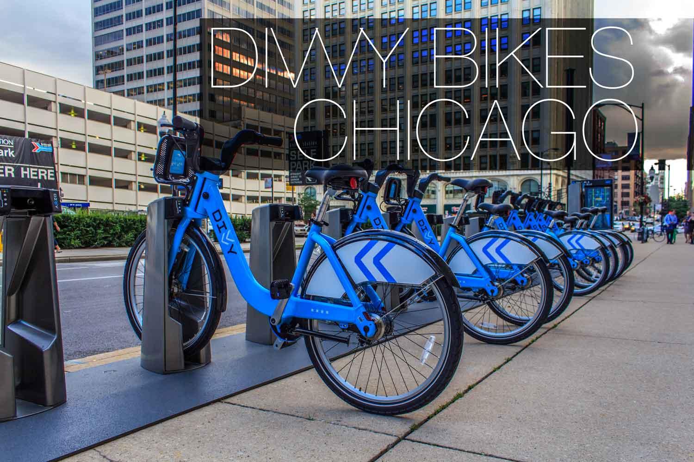 Велосипеды в Чикаго, США   Divvy Bikes Chicago