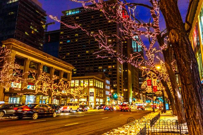 Рождественская Ярмарка 2013 в Чикаго