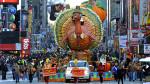 Парад на День Благодарения в Чикаго