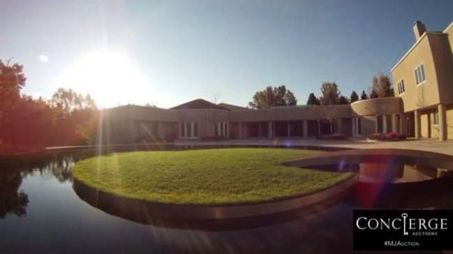 Дом Майкла Джордана в пригороде Чикаго выставлен на аукцион