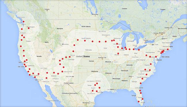 Тесла авто | Путешествие по Америке через Чикаго
