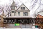 Дом музей Эрнеста Хемингуэя в Чикаго