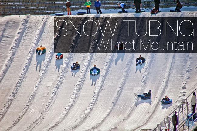 Snow Tubing | Wilmot Mountain