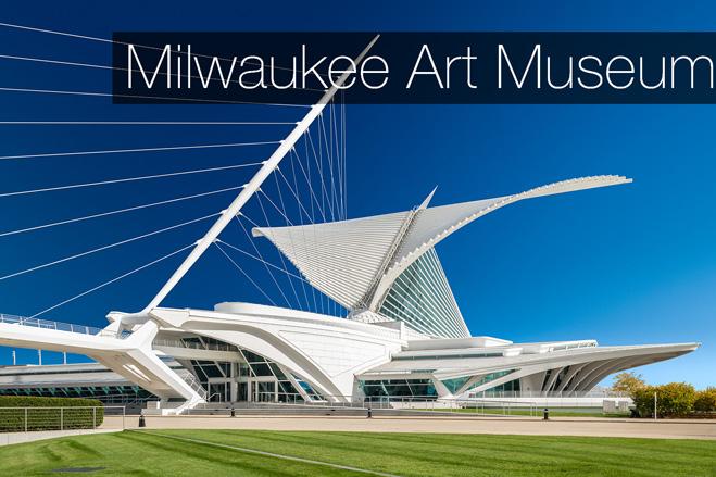 Milwaukee Art Museum - Художественный музей в Милуоки