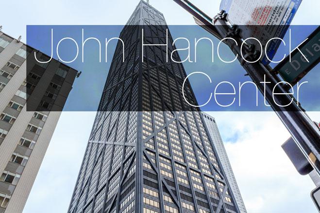 Джона Хэнкок Центр | John Hancock Center - небоскреб в Чикаго