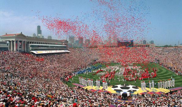 Чемпионат мира по футболу 1994