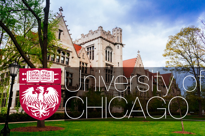 Университет Чикаго   The University of Chicago