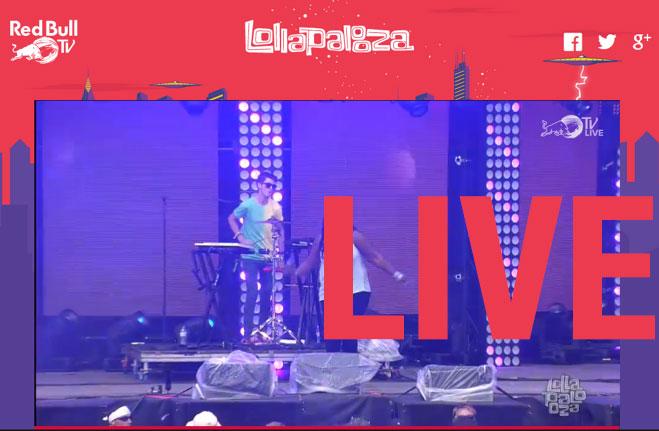 Фестиваль Lollapalooza | Прямая трансляция