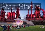 Steel Stacks at Bethlehem | Заброшенный завод в США