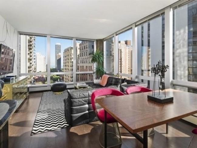 Квартира в стиле ретро в районе Gold Coast Чикаго за $225k