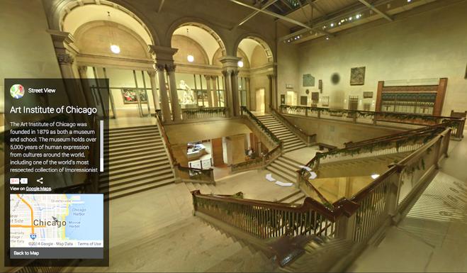 Арт Институт Чикаго | Онлайн туры